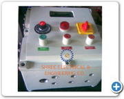 FLAMEPROOF VARIABLE SPEED CONTROL PANEL