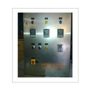 SHEET METAL ELECTRICAL PANEL