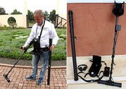 EXP 4500 - 3d Ground Scanner For Treasure Hunters and Gold Seekers