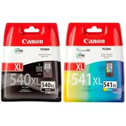 Buy Canon PG540XL and CL541Xl colour combo pack From Storeforlife