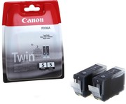 Get the Best Cost Canon PGI-5BK Twin Pack Black Ink from storeforlife